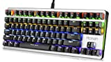 Hcman Mechanical Keyboard Blue...
