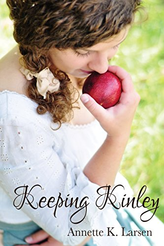 Keeping Kinley (Books of Dalthia Book 5) by [Larsen, Annette K.]