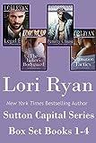 Sutton Capital Series Box Set: Books 1-4
