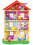 Peppa Pig's Lights & Sounds Family Home Feature Playset