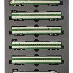 Series 200 Tohoku/Joetsu Shinkansen (Basic 6-Car Set) (Model Train) 51EDTxLIS4L