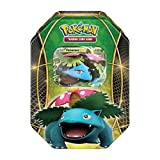 Venusaur-EX Power Trio Tin (Pokémon Trading Card Game)