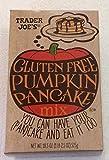 Trader Joes Gluten Free Pumpkin Pancake Mix - 525g., 18.5oz.