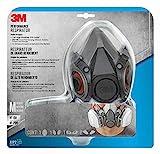 3M Paint Project Respirator, Medium - R6211
