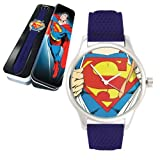 Eaglemoss DC 9: Man of Steel #1 Classic Comic Cover Collectible Watch