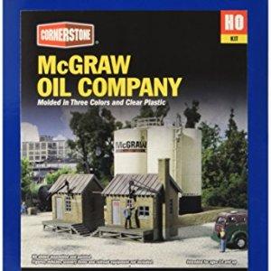 Walthers Cornerstone Series Kit HO Scale McGraw Oil Company 51EPjJXZ3oL