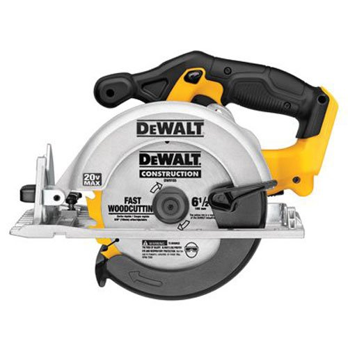 The best circular saw for 2018 complete buying guide reviews dewalt dcs391b 20 volt max li ion circular saw tool only greentooth Choice Image