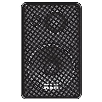 Klh A Indoor Outdoor  Way Speakers Discontinued By Manufacturer