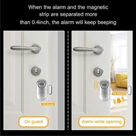Door-Window-Alarm-4-Pack-New-Version-with-Two-Volume-Levels-NOOPEL-Magnet-Triggered-Burglar-Intruder-Entry-Sensor-Alert-for-Home-Security-with-Batteries-Included