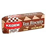 Kedem Tea Biscuits, Chocolate, 4.2-Ounce (Pack of 24)