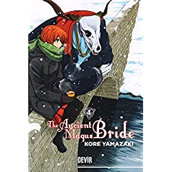 The Ancient Magus Bride (Volume 4)