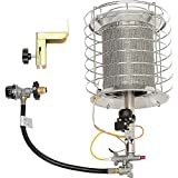 Dyna-Glo 360 Degree Radiant Lp Tank Top Heater - 35000/30000 Btu