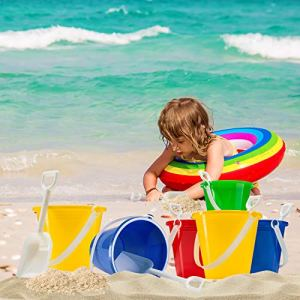 Buckets and Spades