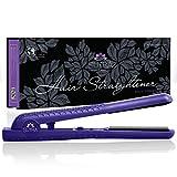 SUTRA Ceramic Hair Straightener, Metallic Purple