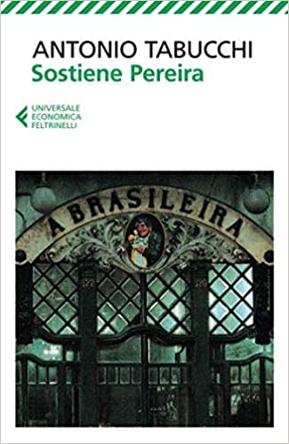 Sostiene Pereira Book Cover