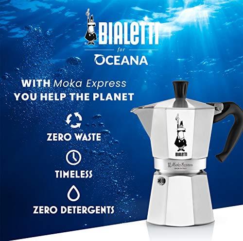 Bialetti Moka Specific 3 Cup Espresso Maker/Percolator/Stovetop/filter  Espresso Maker For An Italian Mocha 06799: Made In Italy. | BEST KITCHEN  APPLIANCE