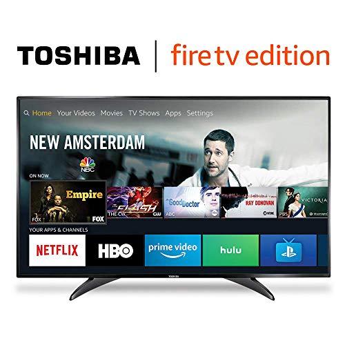 Toshiba 49 inches 1080p Smart LED TV 49LF421U19 (2018)