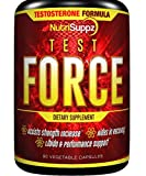 Test Force Testosterone Booster Supplement for Men & Women | Naturally Assists with Muscle Growth, Fat Burner, Strength & Endurance, Energy | Tribulus Terrestris, Saw Palmetto USA