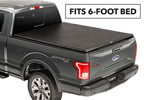TruXedo TruXport Soft Roll Up Truck Bed Tonneau Cover | 244101 | fits 94-01, 2002 Dodge Ram 1500, 2500 & 3500 (2002) 6' bed