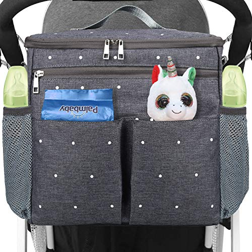 Spacious, Lightweight & Very Cool Bag for Moms and Dads
