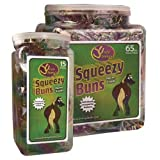 Product review for Uncle Jimmy's Squeezy Buns - 15 pieces
