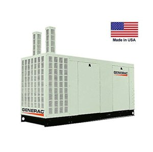 Standby Generator Generac – 150 kW – 120/240V – 1 Phase – Ng & Lp – Ca Compliant
