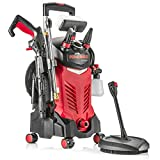 Powerhouse International - Powerhouse Platinum Edition - Electric High Pressure Washer 3000 PSI 2.2 GPM