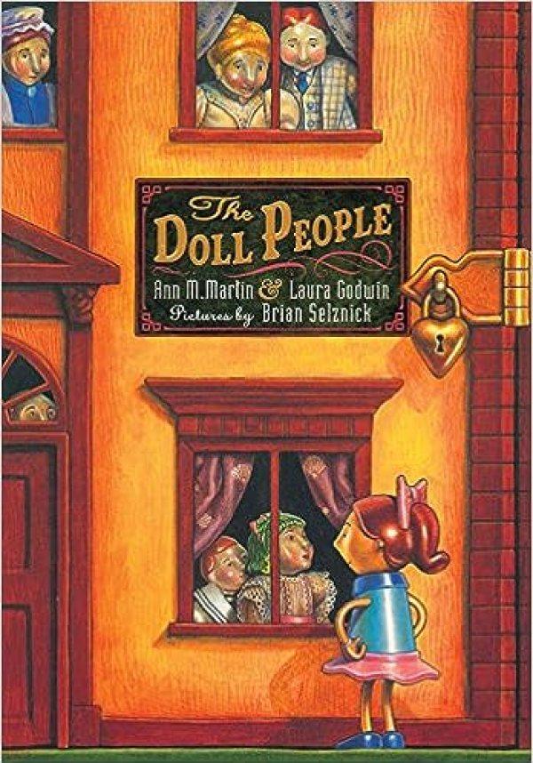 Doll People Book Series for Tween girls