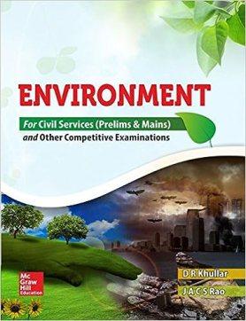 Environment book by khullar