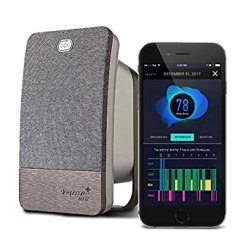 Image result for SleepScore Max | Sleep Tracking Device with Most Advanced Sleep Improvement System and a Companion Sleep Tracking Smart Phone App