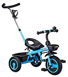High Bounce Extra Tall Tricycle (Light Blue)