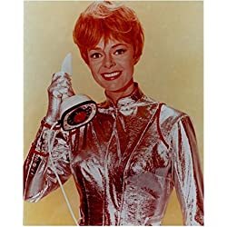 Lost in Space (1965) 8 x 10 Photo June Lockhart Holding While Telephone kn