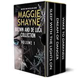 Brown and de Luca Collection Volume 1: A Paranormal Suspense Box Set (A Brown and de Luca Novel)