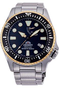 Orient Triton Automatic Black Dial Men's Watch RA-EL0003B00B