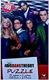 The Big Bang Theory Puzzle