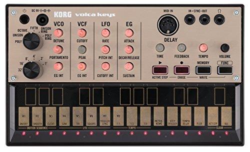 Korg VOLCAKEYS Analog Synthesizer