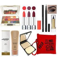 makeup kit combo set