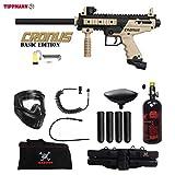 MAddog Tippmann Cronus Tactical Specialist HPA Paintball Gun Package