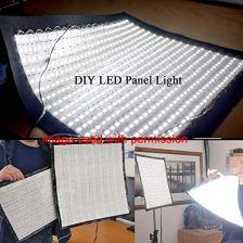 MARSWALL-CRI-RA-95-LED-Strip-Light-Super-Bright-9000-10000lm5m-SMD5630-164Ft5M-320LEDs-Warm-White-3000K-Daylight-White-5600K-64LEDsM-DC24V-10mm-White-PCB-Non-Waterproof-Daylight-White