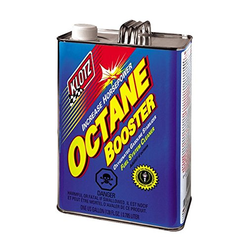 4. Klotz Octane Booster, 128 Ounce Gallon