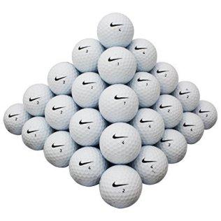 Nike Mix AAAA Golf Balls, 50 Balls