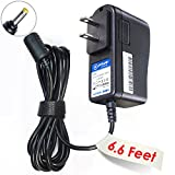 T-Power 5V (6.6ft Long Cable) Ac Adapter Compatible with 2Wire ATT 2701HG-B Modem Wireless 2700 HG-B 2700HG-B 2700HGV-E 2700HG 1701HG 2700HG 2701HG GPUSW0512000CD3S Router Wireless Router Power Supply