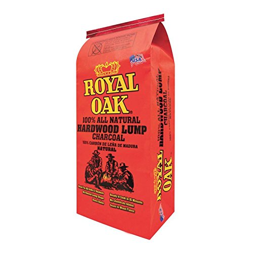 Royal Oak 195-228-162 8Lb Lump Charcoal, 8 lb,