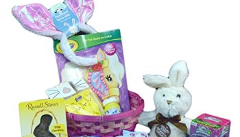 Easter care package rtw merchants complete easter basket filled with basket stuffers for boys or girls negle Gallery