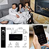 Caavo Control Center Universal Remote Home Theater System Hub with Voice Control works with Roku, Apple TV, Fire Stick TV, nVidia Shield, Alexa, Sonos, Xbox One, PS4 and most streaming and A/V Devices