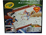 Crayola Light-Up Tracing Pad - Red Superman Edition
