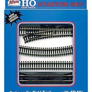 HO Code 100 Starter Set (18) by Atlas Model Railroad 51Fu7yyAbFL