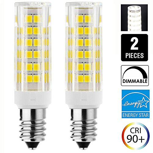 6w Dimmable E11 Led Light Bulb 50w Halogen Bulbs