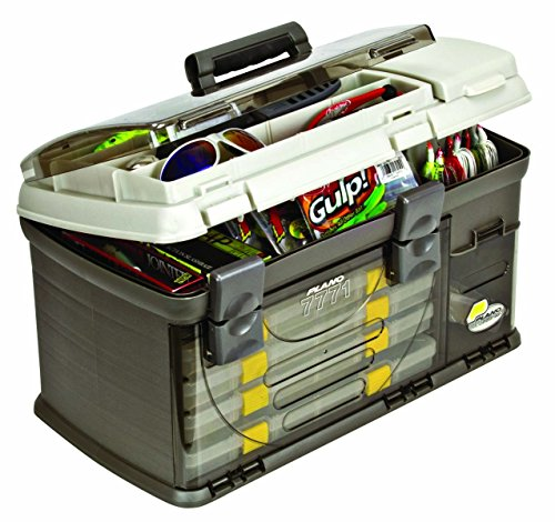 Plano 7771-01 Guide Series Tackle System, Premium Tackle Storage