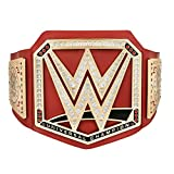 WWE Authentic Wear Universal Championship Toy Title Belt 2017 Gold